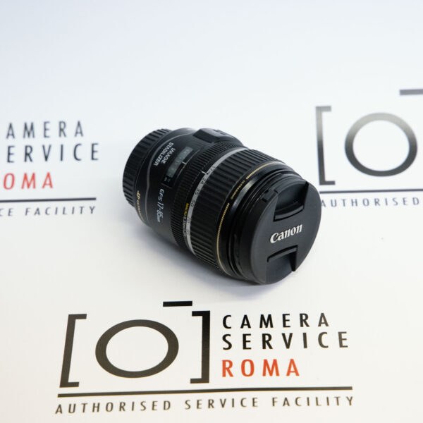 Canon EF-S 17-85mm f/4-5.6 IS USM tappi
