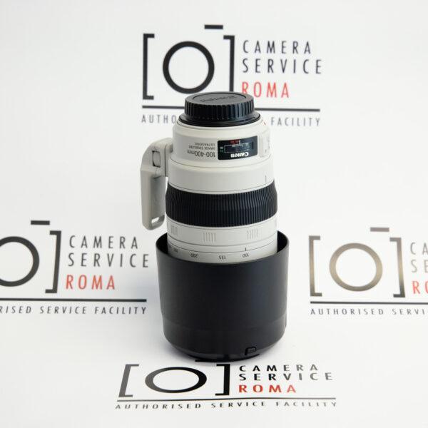 Canon EF 100-400mm f/4.5-5.6L IS II USM completo