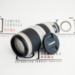 Canon EF 100-400mm f/4.5-5.6L IS II USM fronte