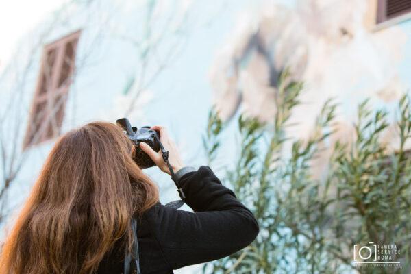 Corso Fotografare Street Art a Roma