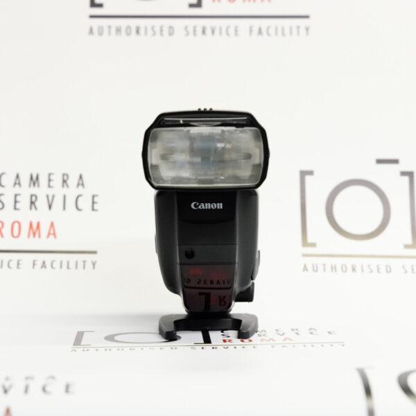 Canon EOS Speedlite 600 EX-RT front