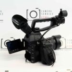 Canon EOS C100 Mark II + Samyang 10mm f/2.8.  retro